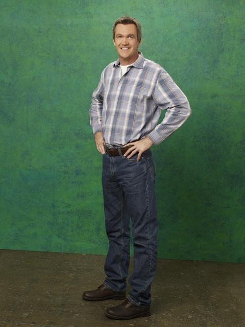 Neil Flynn nel ruolo di Mike nella stagione 2 della serie The Middle