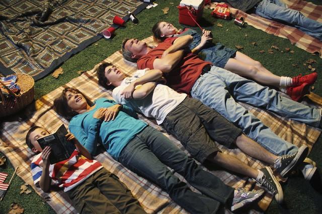 Una scena dell'episodio Back to School di The Middle