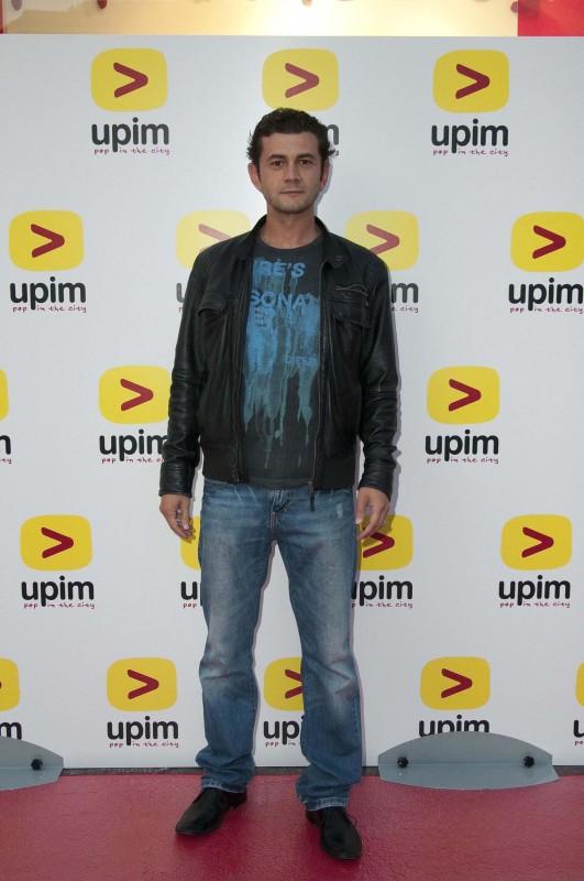 Vinicio Marchioni all'evento Upim pop in the City