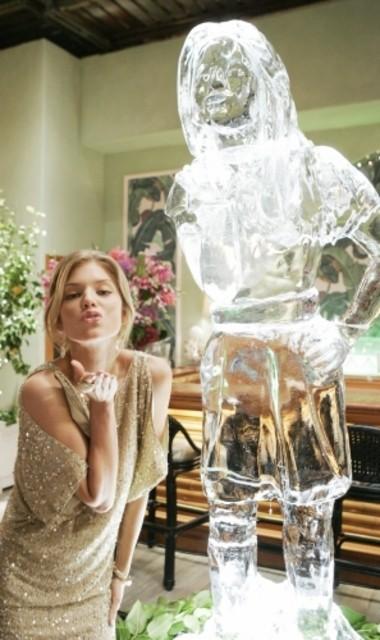 AnnaLynne McCord in un momento dell'episodio Age of Inheritance di 90210