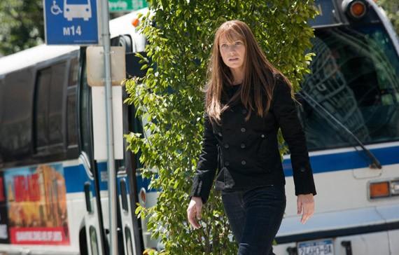 Fringe: Anna Torv in un momento dell'episodio Olivia, premiere della terza stagione