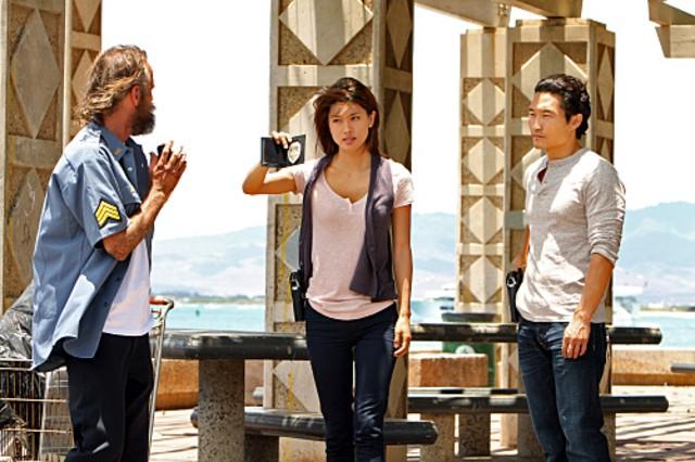 Grace Park e Daniel Dae Kim nell'episodio Malama Ka Anna di Hawaii Five-0