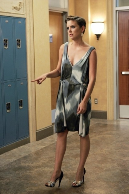 Jessica Stroup nell'episodio Age of Inheritance di 90210