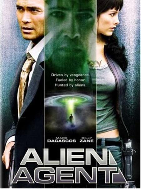 La locandina di Alien Hunt - Attacco alla terra