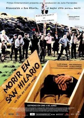 La locandina di Morir en San Hilario