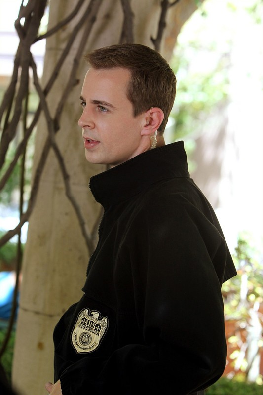 McGee (Sean Murray) nell'episodio Worst Nightmare di N.C.I.S.