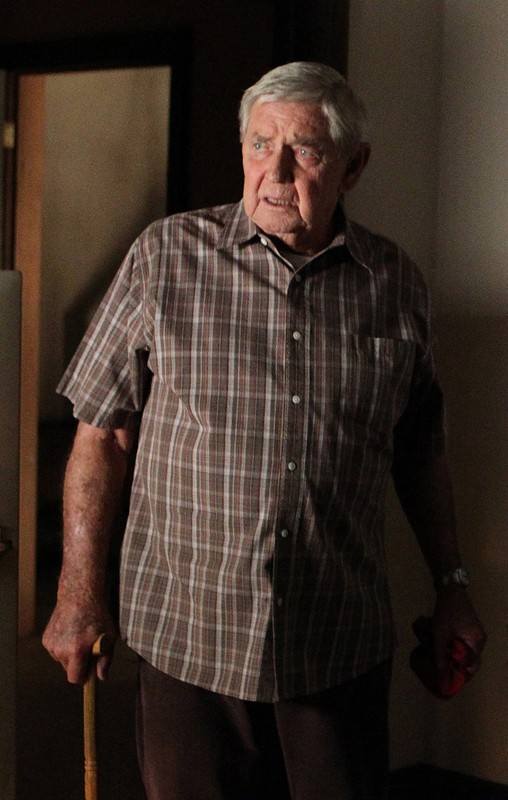 Ralph Waite nell'episodio Spider and the Fly di NCIS