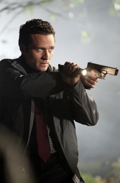 Seamus Dever nell'episodio Under The Gun di Castle