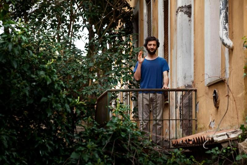 Ascanio Celestini, protagonista assoluto del suo film La pecora nera