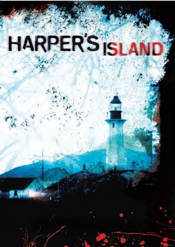 La copertina di Harper's Island (dvd)