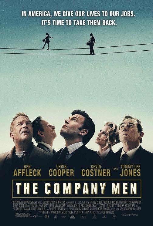 La locandina di The Company Men