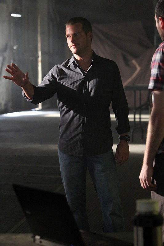 Chris O'Donnell nell'episodio Black Widow di NCIS: Los Angeles