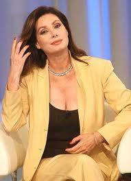 L'attrice e produttrice Edwige Fenech