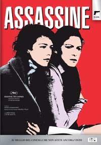 La copertina di Assassine (dvd)