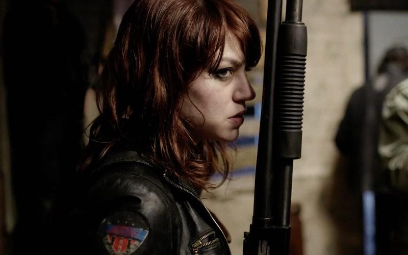 Émilie Dequenne, protagonista dell'horror La meute