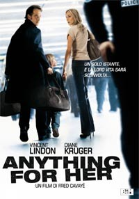 La copertina di Anything for her (dvd)