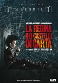 La copertina di La regina dei castelli di carta (dvd)