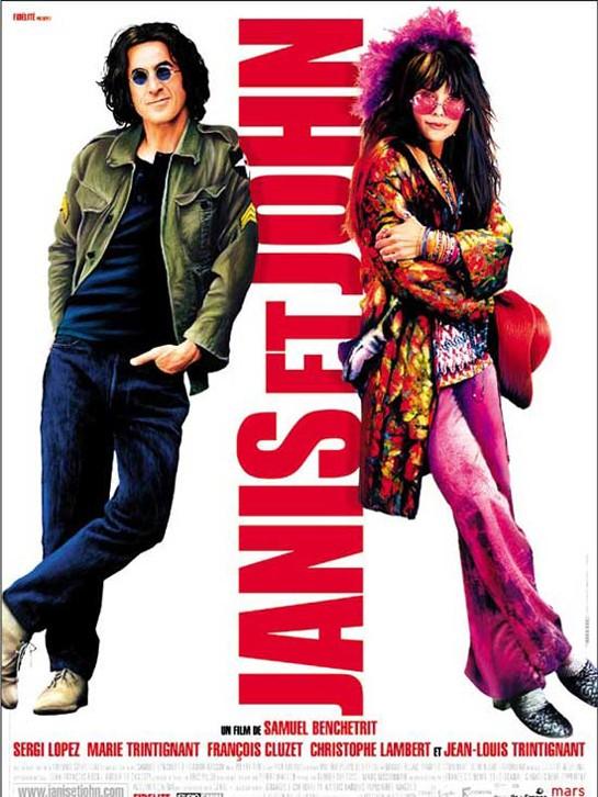 La locandina di Janis & John