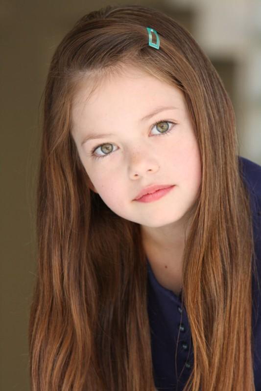La piccola Mackenzie Foy
