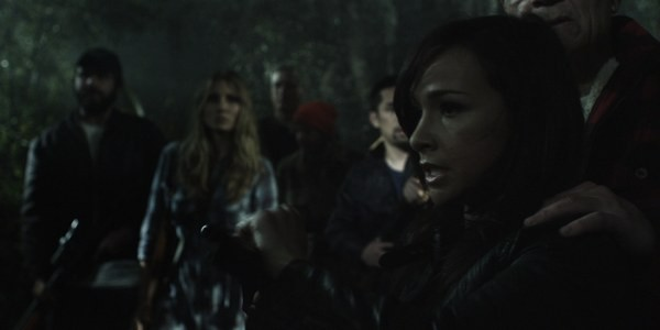 Danielle Harris, vittima armata dell'horror Hatchet 2