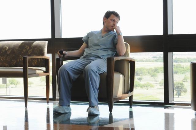 Keir O'Donnell nell'episodio Birth/Rebirth di My Generation