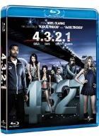 La copertina di 4.3.2.1 (blu-ray)