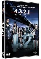 La copertina di 4.3.2.1 (dvd)