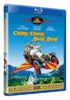 La copertina di Chitty Chitty Bang Bang (blu-ray)