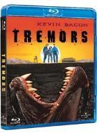La copertina di Tremors (blu-ray)
