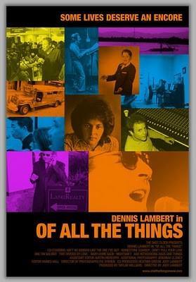La locandina di Of All the Things