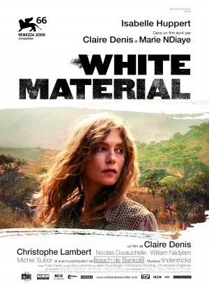 La locandina di White Material