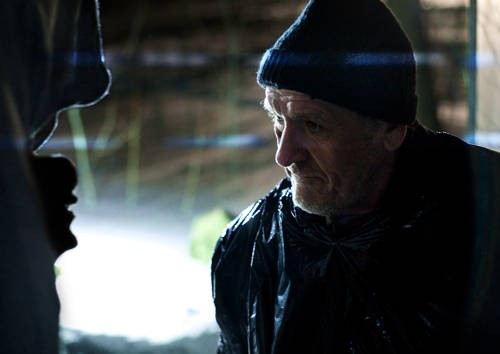 Richard Jenkins in un'immagine del film Let Me In