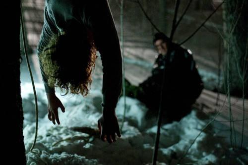 Una scena tratta dal film Let Me In