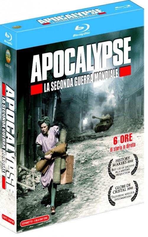 La copertina di Apocalypse - La Seconda Guerra Mondiale (blu-ray)