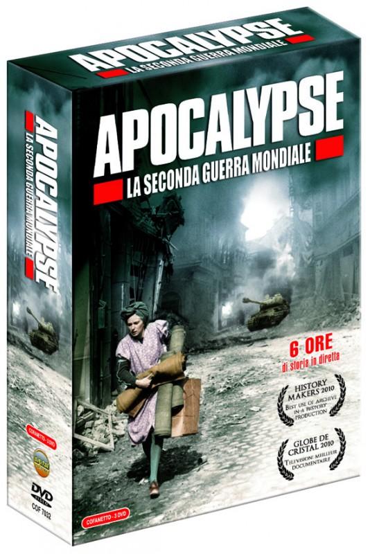 La copertina di Apocalypse - La Seconda Guerra Mondiale (dvd)