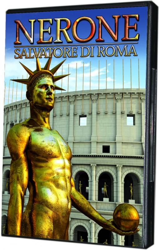 La copertina di Nerone - Salvatore di Roma (dvd)