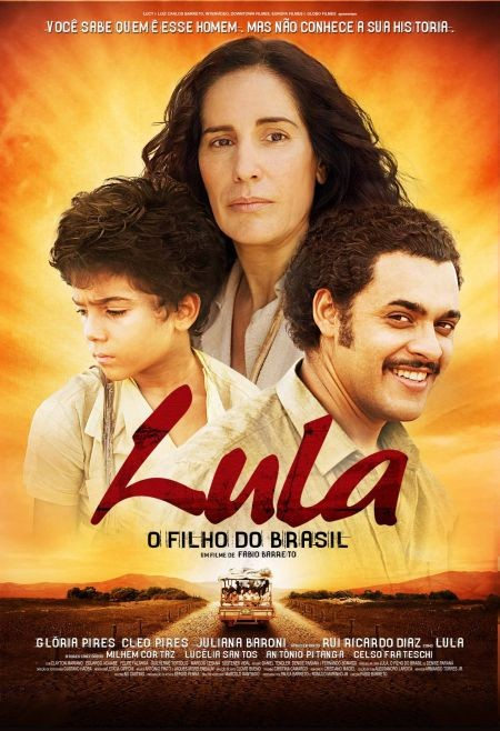 La locandina di Lula, the Son of Brazil