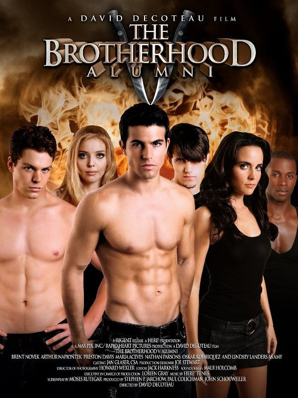 La locandina di The Brotherhood V: Alumni