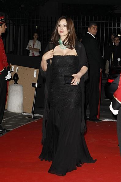 Monica Bellucci a Parigi (settembre 2010)