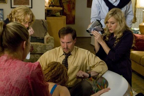 Patrick Wilson e Chloe Sevigny in una scena di Barry Munday