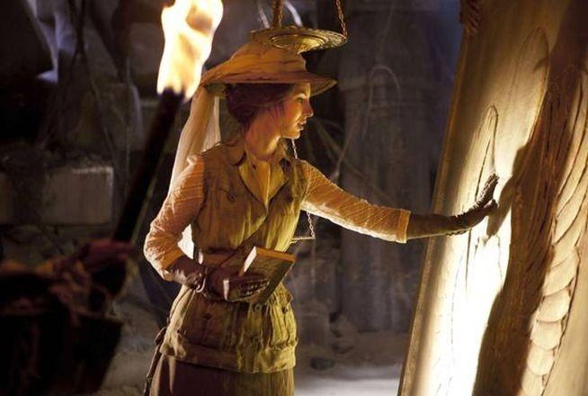 Una determinata Louise Bourgoin in Adele e l'enigma del faraone