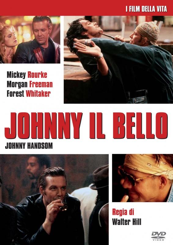 La copertina di Johnny il bello (dvd)