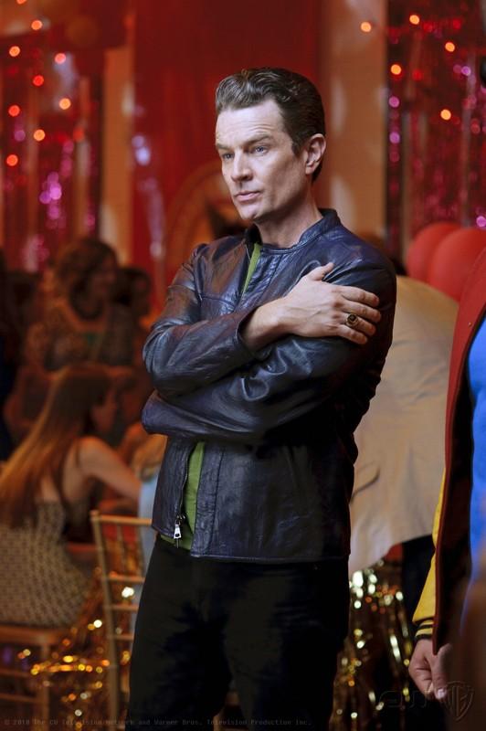 Il ritorno della guest-star James Marsters nell'episodio Homecoming di Smallville