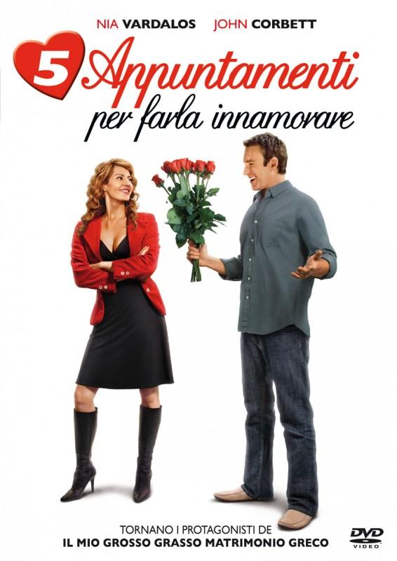 La copertina di 5 appuntamenti per farla innamorare (dvd)