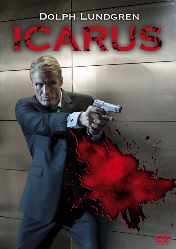La copertina di Icarus (dvd)