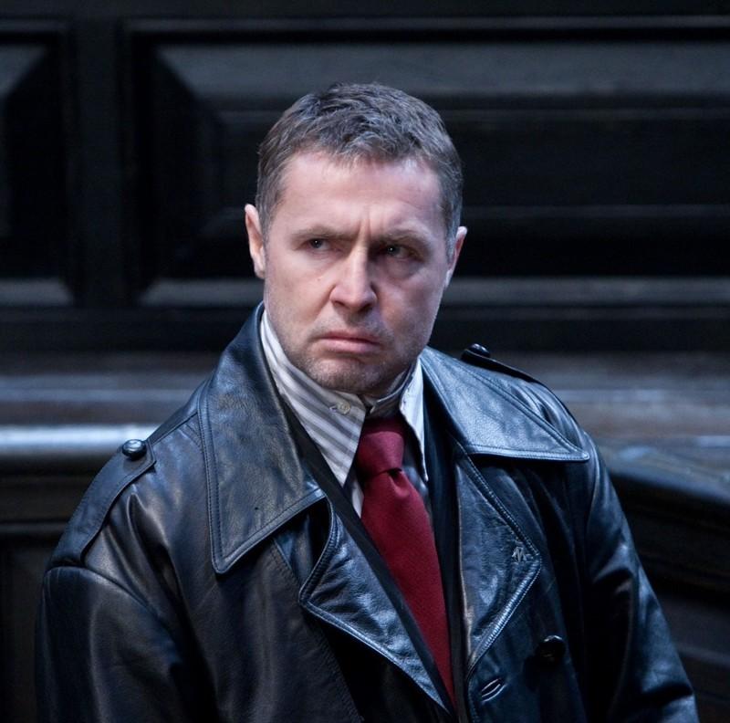 Un'immagine promo Albert Runcorn (David O'Hara) del film I Doni della Morte - parte 1