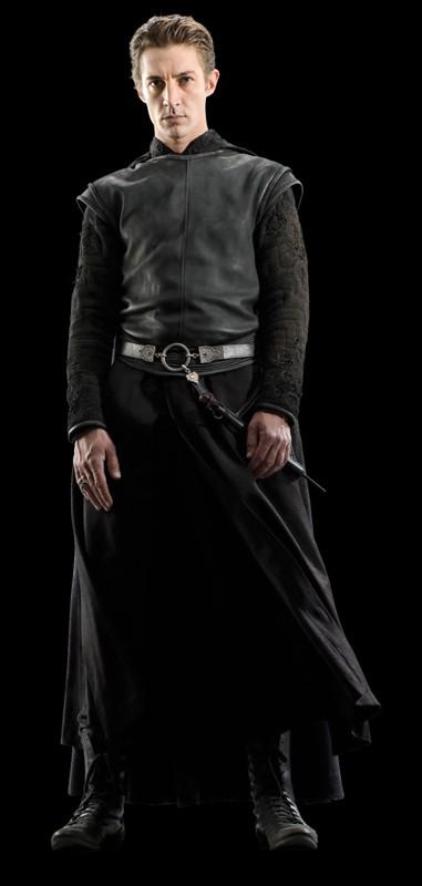 Un'immagine promo di Lord Johnpaul Castrianni (Death Eater) per il film I Doni della Morte - parte 1