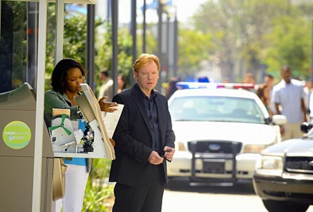 David Caruso nell'episodio See No Evil di CSI: Miami