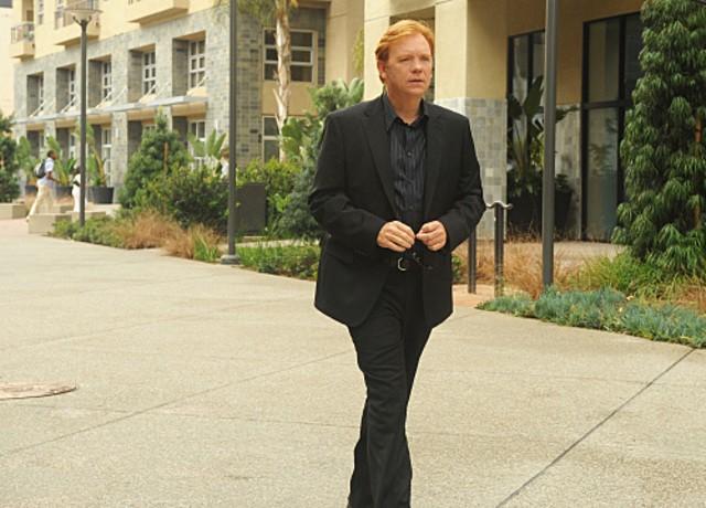 David Caruso in CSI Miami, nell'episodio See No Evil