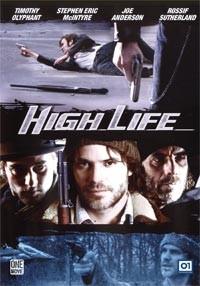 La copertina di High Life (dvd)